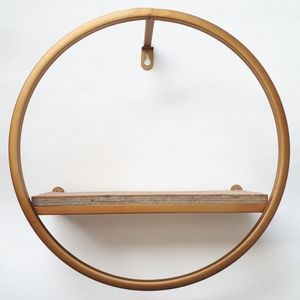 Circular Hanging Shelf